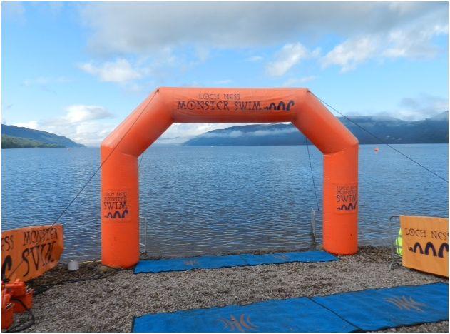 Loch Ness Swim 2012